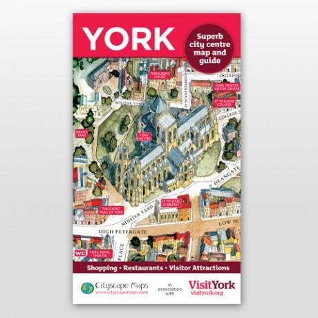 York Map