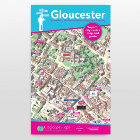 Gloucester Map