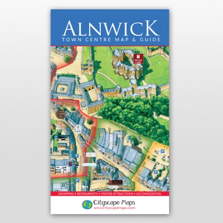 Alnwick Map