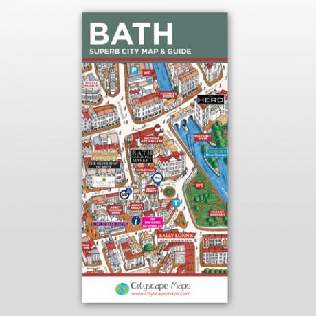 Bath Map