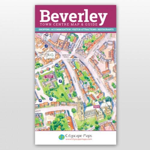 Map Of Beverley Beverley Map