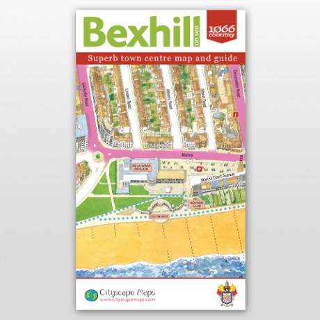 Bexhill on Sea Map