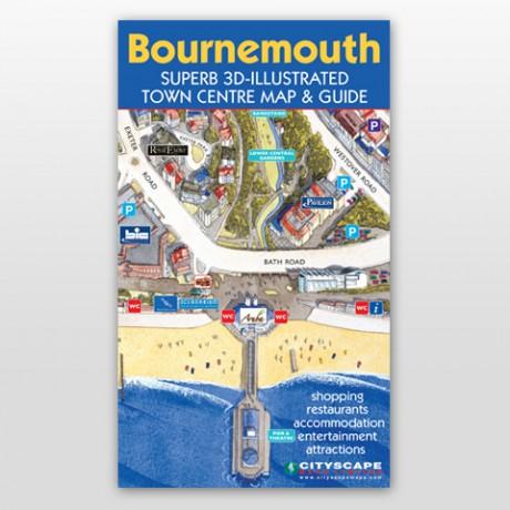Bournemouth Map