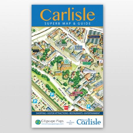 Carlisle Map