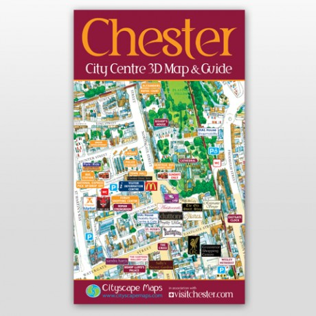 Chester Map
