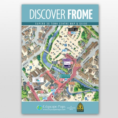 Frome Map