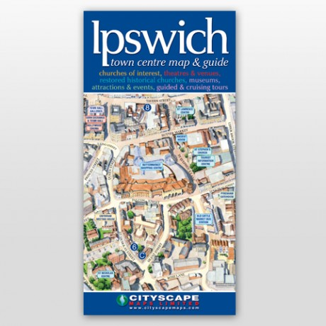 Ipswich Map