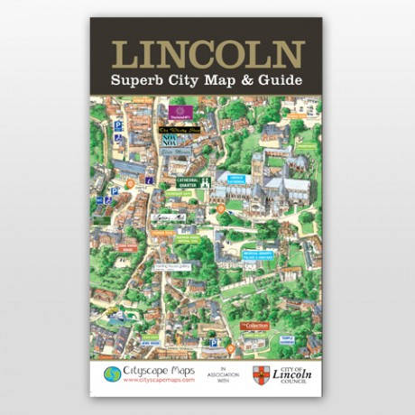 Lincoln Map