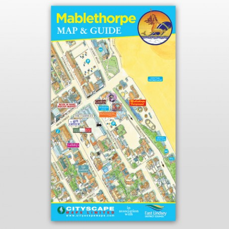 Mablethorpe Map
