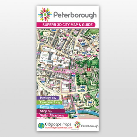 Peterborough Map