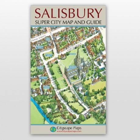 Salisbury Map