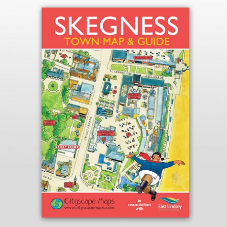 Skegness Map