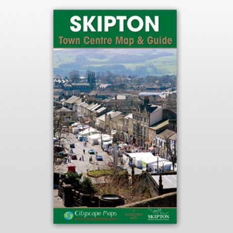 Skipton Map