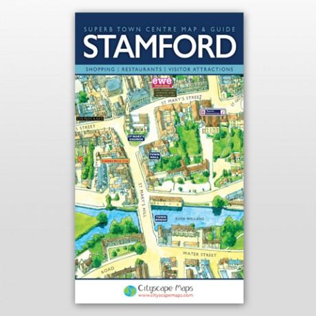 Stamford Map
